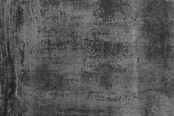 Black and White Aged grunge abstract concrete texture with dents fungus scratches