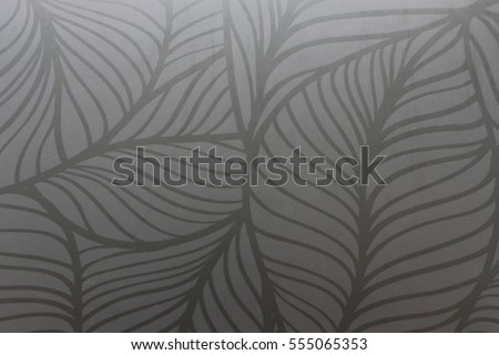 black and white art, line abstract, black and white background, surface texture,leaf line art