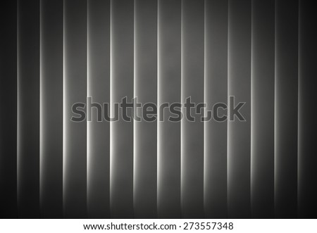 Black and white background with white light texture pattern for design