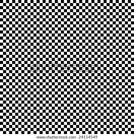 Black and white checkerboard background which will tile seamlessly
