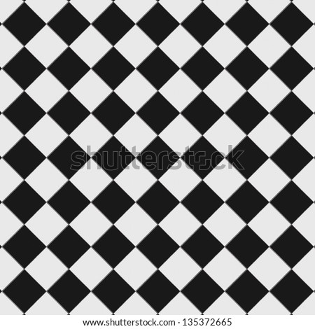 Checkered Pattern Black And White Black And White Checkered
