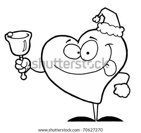 clipart heart black and white. clipart Black and white