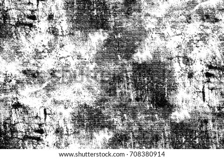 Black and white dark grunge texture