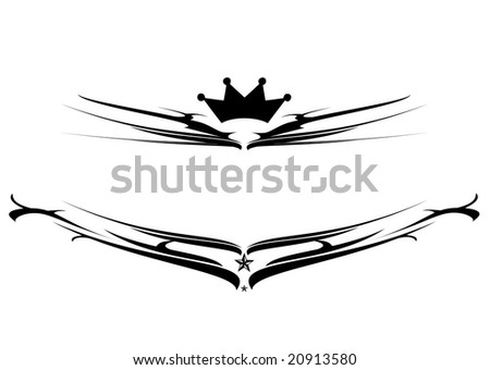 Black Shield Logo Shield Logo Illustration