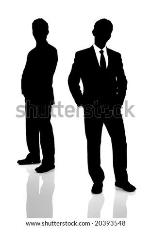 black and white pictures of peoples. stock photo : lack and white