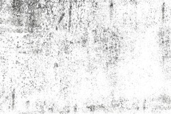 Black and white grunge abstract texture background. Grungy dark dirty grain detail stain distress paint on old age wall textured, retro overlay backdrop
