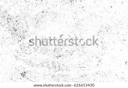 Black and white grunge urban texture with copy space. Abstract surface dust and rough dirty wall background or wallpaper with empty template for all design. Distress or dirt and damage effect concept #626653430