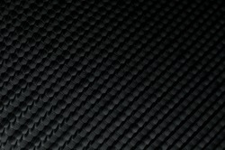 Black and white honeycomb background with light effect