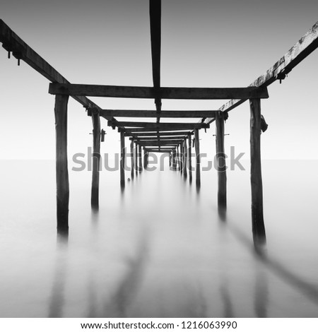 black and white minimalist photography