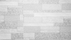 Black and white or gray scale wall pattern is a mix of light blue and purple marble. The wall pattern, wallpaper or background is a grid.