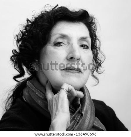 Blacks in white mature women