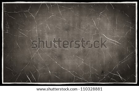 Black and white scratch background