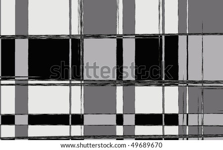 Black And White Squares Background. stock photo : Black and white