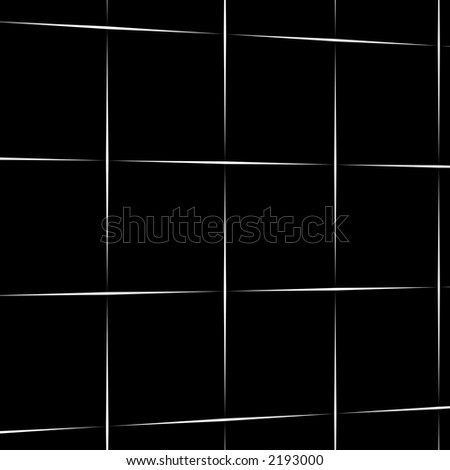 Black and White Squares Background