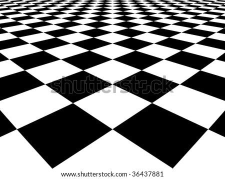 черно белые квадратики видео