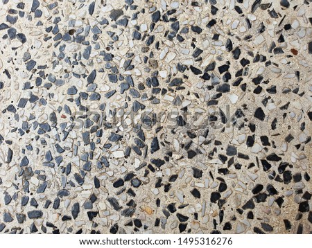 black and white stone background texture