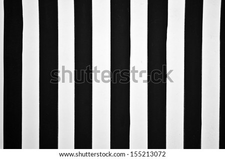 Black and white stripe background