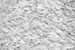 Black and white textured background, concrete rough surface, concrete plaster on the wal
