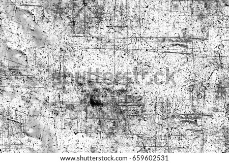 Black and white vintage grunge background
