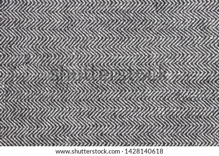 Black and White Zig Zag Pattern or Triangle Pattern Background. Zig Zag Pattern or Triangle Pattern for Design #1428140618