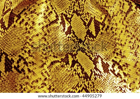 black and yellow background in snake pattern style