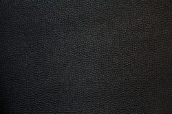 black artificial leather black leather texture background