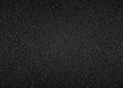 Black asphalt texture background