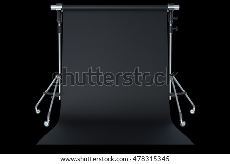Black backdrop with black background #478315345