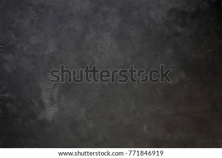 Black background abstraction