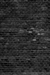 black background brick wall texture grunge background