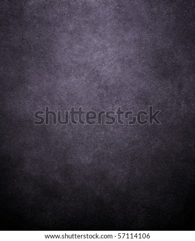black canvas background