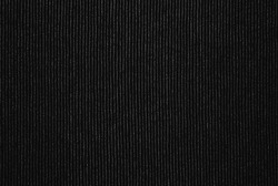 Black canvas or linen fabric texture as background