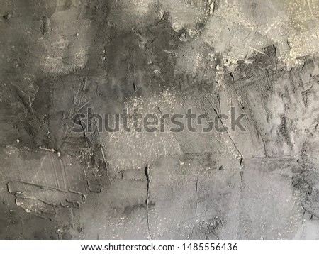 Black cement walls, gray and gray background #1485556436