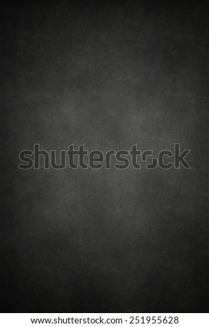 Black chalkboard for background
