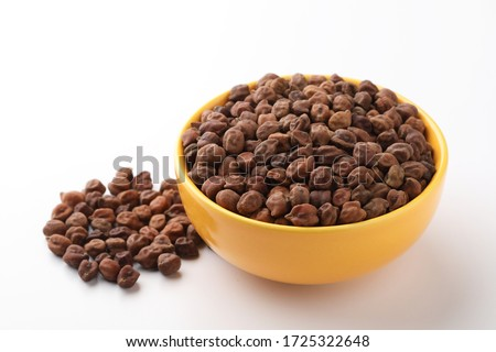 Photo of  Black chickpea (bengal gram) Black Chick Pea or Kala Chana