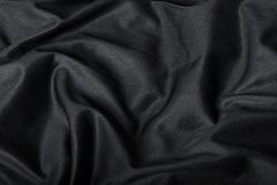 Black Cloth Background