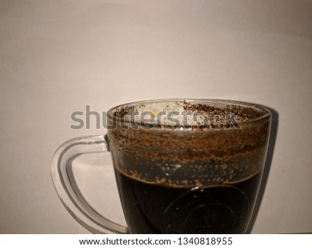 black coffe break #1340818955