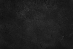 Black concrete wall texture. Grunge background. grung. Cement surface. Chalkboard.