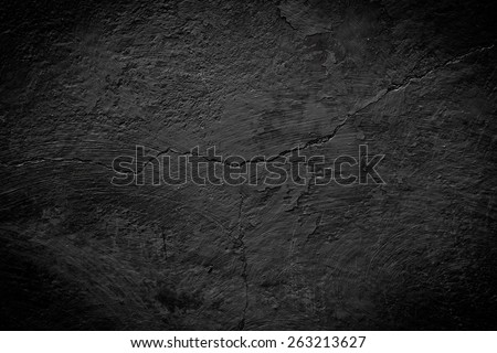 black cracked texture can be used for background