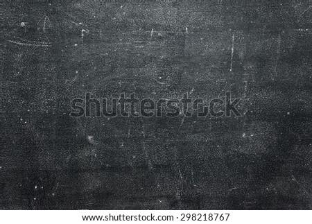 Black dirty chalkboard background