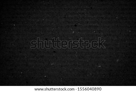 Black distressed grunge background texture. Abstract pattern background #1556040890