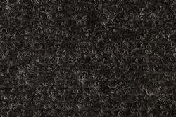 Black doormat background texture