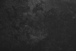 Black Dusty Surface Texture, Background