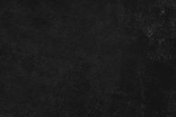 Black epic grunge texture. Dark gray wall texture. Industrial design background.