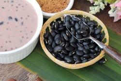 Black Eyed peas with coconut milk