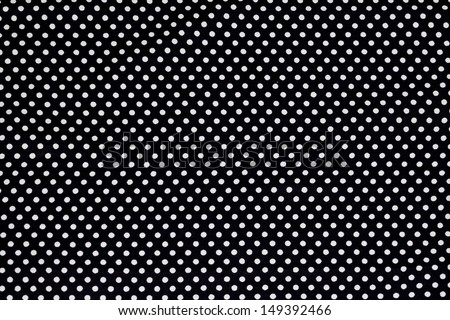 Black Fabric Background Black Fabric And White Tiny