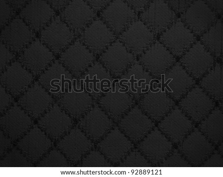 black fabric background,pattern.