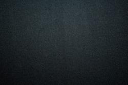 Black fabric texture