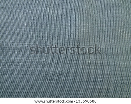 Black fabric texture  as background