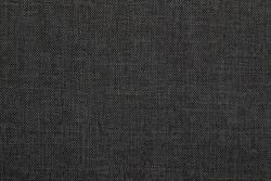 Black fabric texture. Textile background.